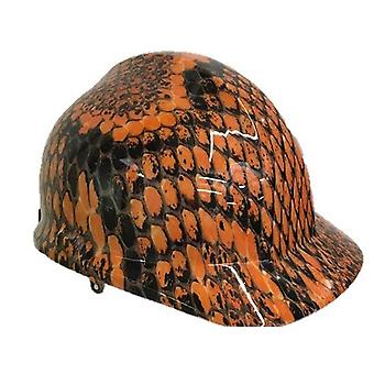 Snake Themed Hard Hat