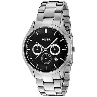 Fossil Mens Watch 'Ansel' Stainless Steel Watch FS4642