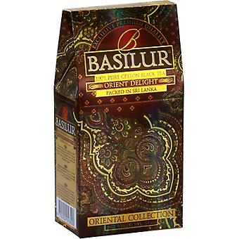 Basilur Tea - Orient Delight - Loose Leaf Black Tea 100G