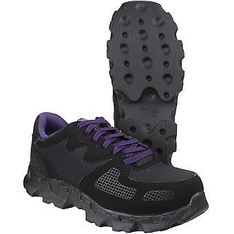 Timberland damskie/Panie Powertrain Panie niskie zasznurować buty bezpieczeństwa pracy