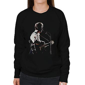 David Bowie At Birmingham NEC 1990 Women's Sweatshirt