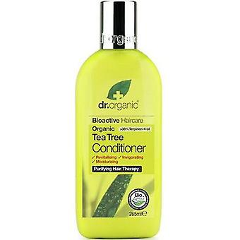 Dr. Organic Tea Tree Conditioner (Hair care , Hair conditioners)