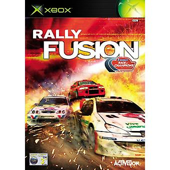 Rally Fusion Race af Champions (Xbox)