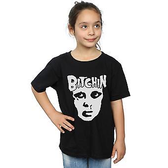 Drewbacca Girls Bitchin Misfit T-Shirt