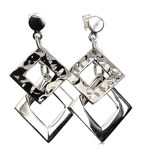 Picture perfect Silver Earrings