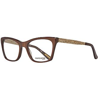 Guess by Marciano glasses ladies Brown