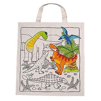 Goki Bolsa de algodón dinosaurio (Babies and Children , Toys , Others)