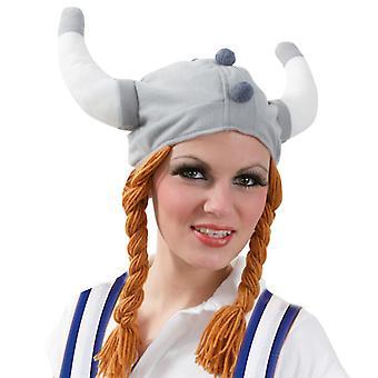 维京帽野蛮帽