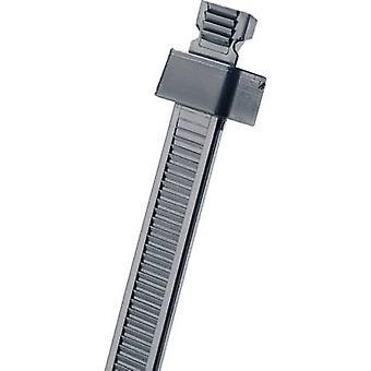 Panduit SST2S-C0 SST2S-C0 Cable tie 172 mm Black Hole mount 1 pc(s)