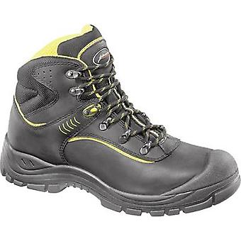 Safety work boots S3 Size: 42 Black, Yellow Albatros 631330 1 pair