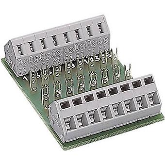 WAGO 289-131 Module For Populating, Can Be Rail Mounted 0.08 - 2.5 mm²
