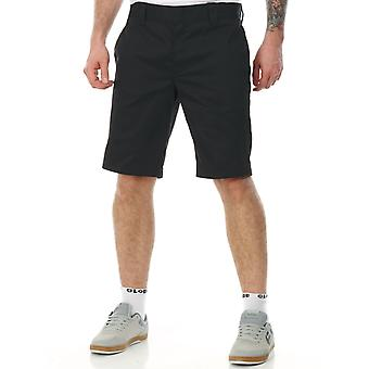 DICKIES nero Slim Straight - 11 pollici Workshorts