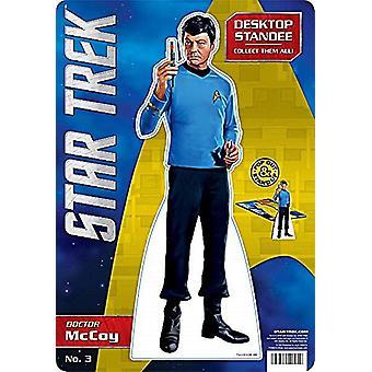 Dr Mccoy Star Trek Cardboard Desk Standee