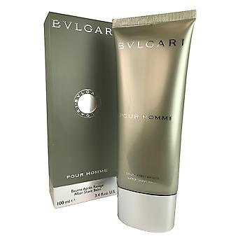 Bvlgari for Men 3.4 oz After Shave Balm