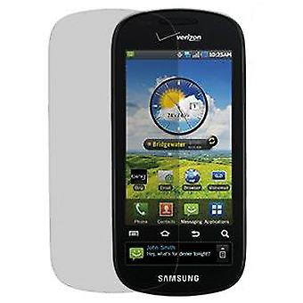 OEM Verizon Samsung Continuum SCH-I400 Anti-Glare Screen Protectors (Clear, 3-Pa