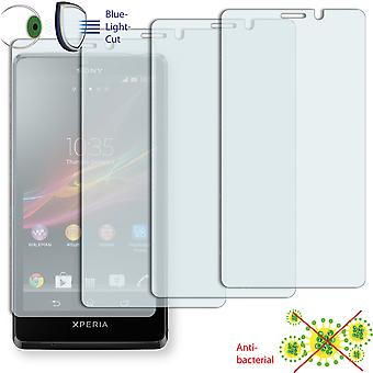 Sony Xperia TL display protector - Disagu ClearScreen protector