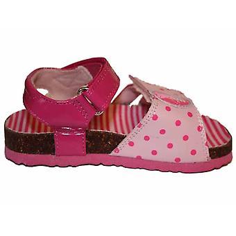 البنات الأطفال Peppa الخنزير برق الحرف صندل UK10 الأحذية