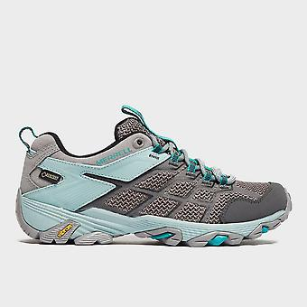 New Merrell Women's Moab FST 2 GORE-TEX® Walking Shoe Grey