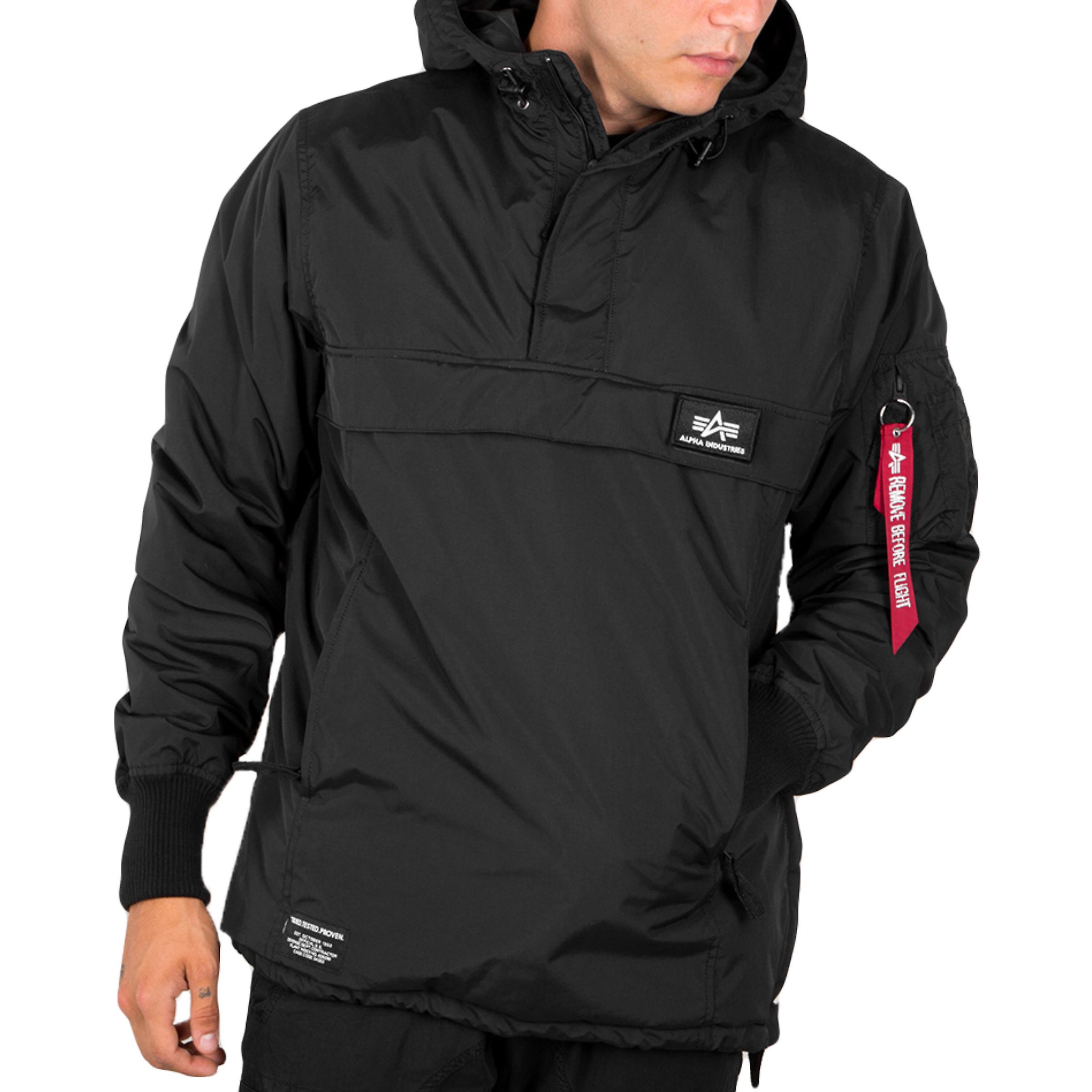 Alpha industries men's winter jacket WP anorak