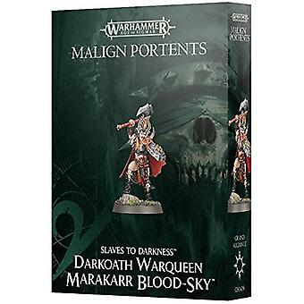 Games Workshop Warhammer AoS Darkoath Warqueen Marakkar bloed-Sky