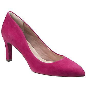 Rockport Womens/Ladies Valerie Luxe Suede Heeled shoes