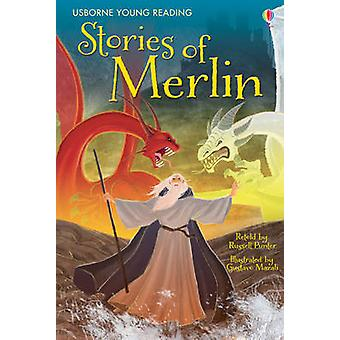 The Stories of Merlin by Russell Punter - Gustavo Mazali - 9781409535