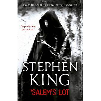 « De Salem de Stephen King - livre 9781444708141