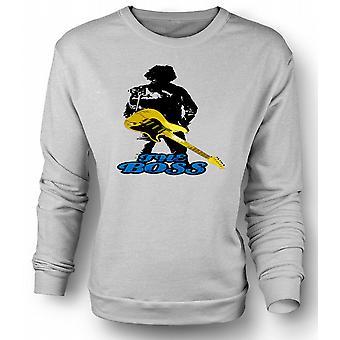 Mens Sweatshirt Bruce Springsteen - The Boss