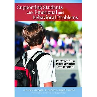 Aide étape par étape pour les élèves ayant des Probl émotionnel et comportementaux