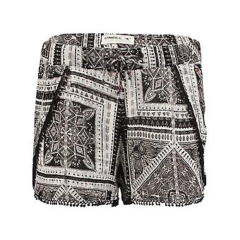 ONeill White Aop Teppich Womens Shorts