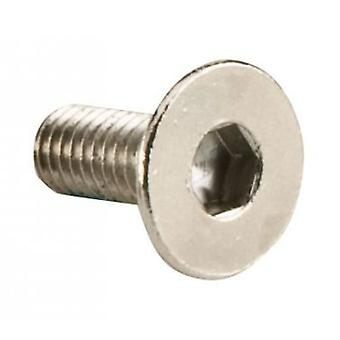 Mission replacement screw with round head - 8 set