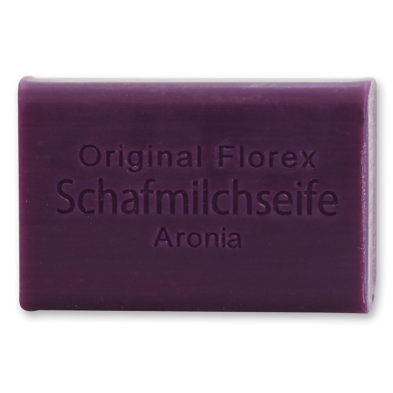 SchafmilchseifeAronia Florex 100g Seife Feuchtigkeit Pflegend Cremige 6bIfyvmY7g