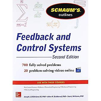 Contour de Schaum de Feedback et de systèmes de contrôle, 2e édition (de Schaum contour Series)