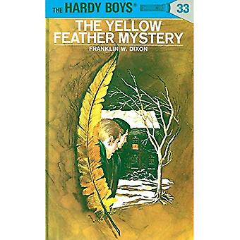 The Yellow Feather Mystery (Hardy Boys Mysteries)