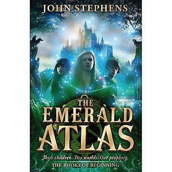 The Emerald Atlas:The Books of Beginning 1