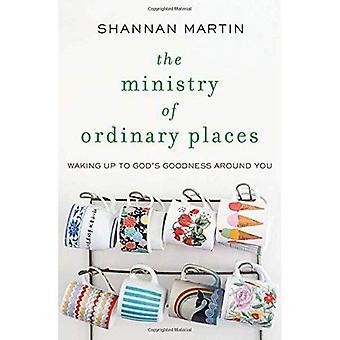 Ministerstwo ordynariusza miejsca: jawy do Bożej dobroci wokół Ciebie