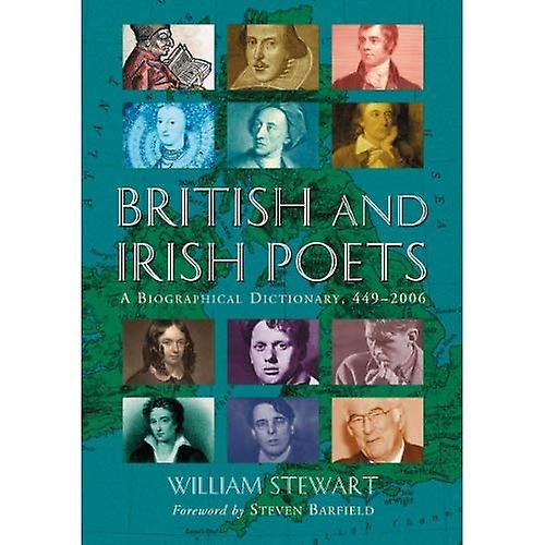 British and Irish Poets  A Biographical Dictionary, 449-2006