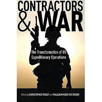 Entreprenörer och krig