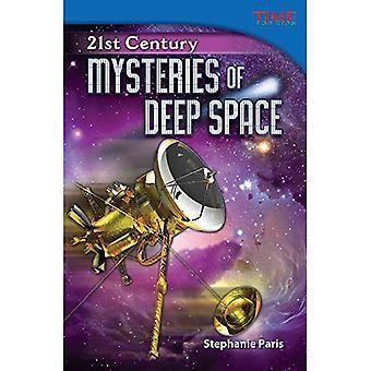 21 st century: mystères de l'espace lointain (temps pour les lecteurs de Nonfiction Kids: niveau 5.1)