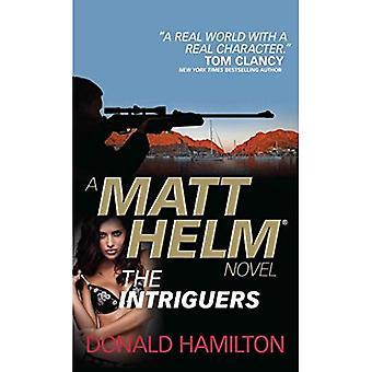 Matt Helm - de Intriguers (Matt Helm roman)