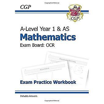 Nueva matemáticas de un nivel para OCR: año 1 y como libro de prácticas de examen