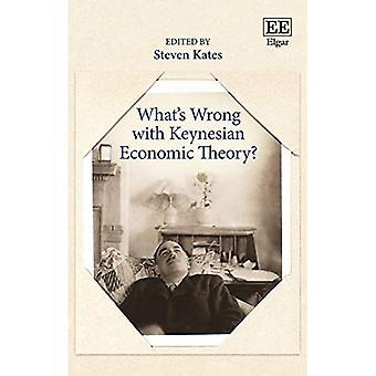 ¿Qué ocurre con la teoría económica keynesiana?