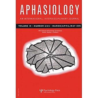 34ème conférence de Aphasiology clinique
