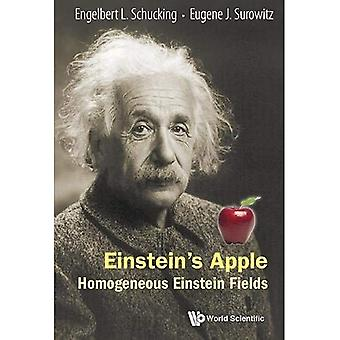 Apple di Einstein: campi omogenei Einstein