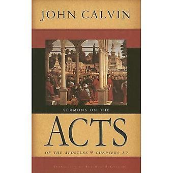 Predikningar på akter: kapitel 1-7