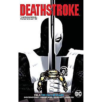 Deathstroke Volume 5: Queda de Slade: renascimento