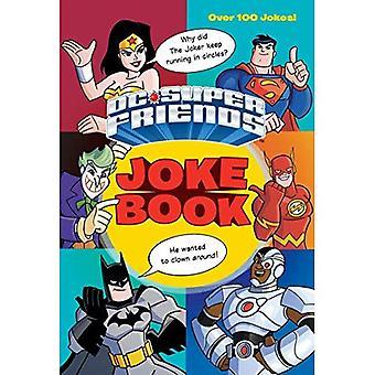 DC Super amis Joke Book (DC Super Friends) (livre de blague)