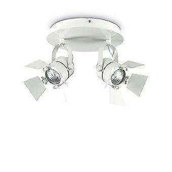 Idealne Lux - Ciak biały dwa światła koloru IDL122274