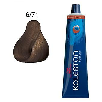 Wella Professionals Koleston Perfect Me+ 6/71 Deep Browns 60 ml (Hair care , Dyes)