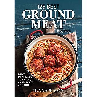 125 bästa marken kött recept: från köttbullar till Chilis, grytor och mer